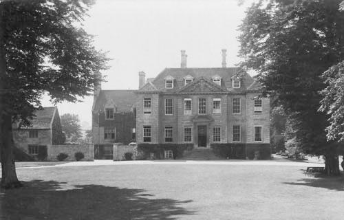 Tickencote Hall